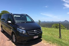 Private Minivan Transfer from Noosa to Brisbane Airport