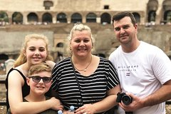 Family Friendly Rome Colosseum Tour for Kids with Skip-the-line Tickets & Forums