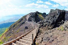 Herculaneum & Volcano Vesuvius Tour with Private Guide & Skip-the-line Tickets