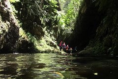 4-Hour Canyoning Trip in The Crags