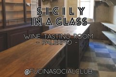 WINE TASTING & FOOD PAIRING CLASS by Fucina Social Club
