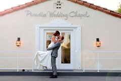 Quickie Las Vegas Wedding at Paradise Wedding Chapel