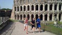 Rome Jogging Tour