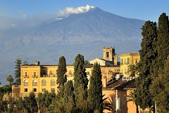 Best Sicilian Offer: Private Tour of Etna, Alcantara and Godfather with Food and Wine
