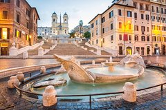 Imagen Rome at Twilight Tour Among the Piazzas and Fountains