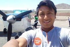 Salir de la ciudad,Excursiones de un día,Excursión a las Líneas de Nazca