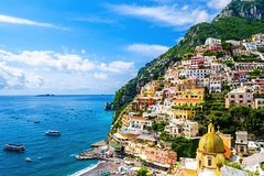 TRANSFER FROM POSITANO TO ROME
