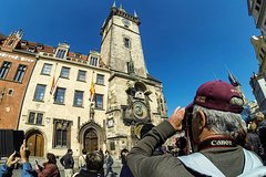 Private Walking Tour: Prague Old Town, Wenceslas Square and Jewish Quarter