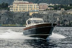Private Amalfi coast tour with Apreamare 38ft DIAMOND