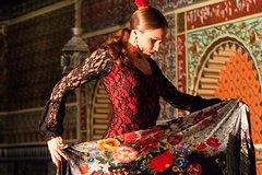 Imagen Flamenco-Vorstellung und spezielles Menü im Torres Bermejas in Madrid