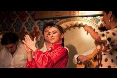 Imagen Flamenco-Meisterklasse im Torres Bermejas in Madrid