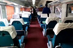 Private Taj mahal full day tour by safe and secure India's fastest train