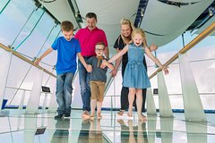 Emirates Spinnaker Tower Portsmouth Family Entrance Ticket Private Car Transfers