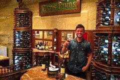 Excursión privada de día completo con degustación de vino Rioja y almuerzo desde San Sebastián