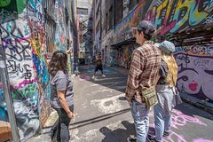 Art and Alleys of Melbourne Private Tour with Photos