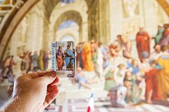 No-Wait Tickets: Explore the Vatican Museums & Sistine Chapel at Your Own Pace