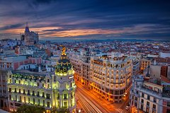Imagen Madrid: Private and Personalised Nightlife Experience