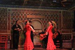 Imagen Espectáculo de flamenco en Madrid con recogida en el hotel