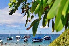 Salir de la ciudad,Actividades,Excursiones de un día,Actividades acuáticas,Tour por Salvador de Bahía