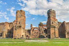 Private Tour of the Baths of Caracalla in Rome