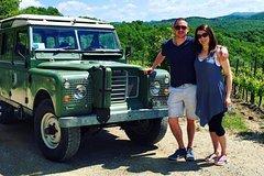 Three days honeymoon in Tuscany