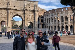 Shore Excursions Two or Three Ports - Private tours of Rome, Naples & Florence