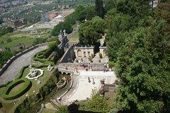 VIP Tivoli Gardens private tour from Civitavecchia, Driver & Tour Guide