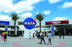 Kennedy Space Center Day Tour with Airboat Ride from Orlando