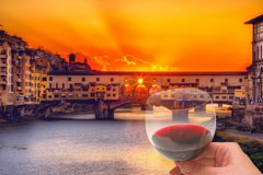 Florence Sunset Wine Tour