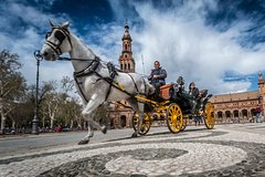Imagen Horse and Carriage Sightseeing Tour in Seville
