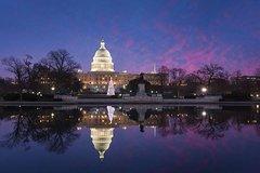 Washington DC Holiday Lights Sightseeing Tour