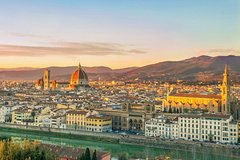 Full-Day Florence Tour with Private Driver from Arezzo