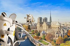 Imagen Spectacular Flight over Paris in Virtual Reality