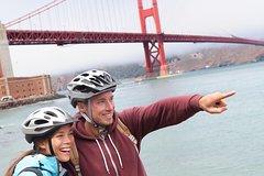 Bike Tour of the Golden Gate Bridge to Sausalito