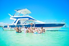 399371a80 Imagen Going Party Boat   Snorkel Punta Cana