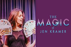 The Magic of Jen Kramer at the Westgate Resort and Casino