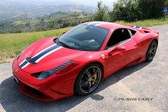 Ferrari 458 SPECIALE - Driving Experience in Maranello