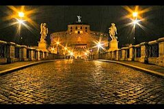 Highlights of Rome, Evening Walking Tour