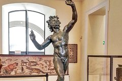 Naples Archaeological Museum Private Tour w Skip-the-line Access & Expert Guide