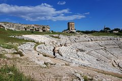 Syracuse, Ortygia and Noto, Private Tour from Taormina