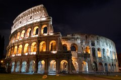 Colosseum Piazza Navona Pantheon & Trevi Fountain 3 Hour Evening Guided Tour