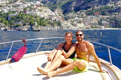 Amalfi Coast full day PRIVATE boat tour + visit Amalfi & Positano