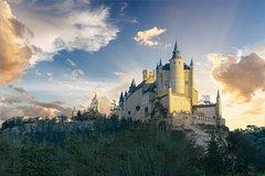 Imagen Visita guiada de un día a Ávila y Segovia desde Madrid