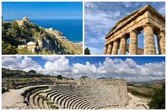 Private Exclusive Erice and Segesta Tour with Local Guide - starts from Palermo