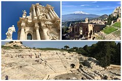 2 Days Private Excursions with Local Guide - starting from Taormina