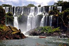 Imagen Recorrido turístico de medio día de duración por el lado brasileño de las Cataratas del Iguazú con salida desde Puerto Iguazú