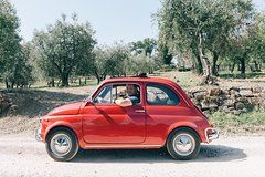 Private 500 Fiat tour in Tuscany From Florence