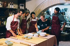 Cooking Class in Tuscan farmhouse from Siena