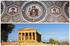 Private Tour - Piazza Armerina and Agrigento - with Local Guide