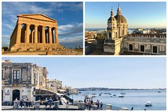 3 Days Treasures of the East with a Local Guide -Private Excursions from Catania